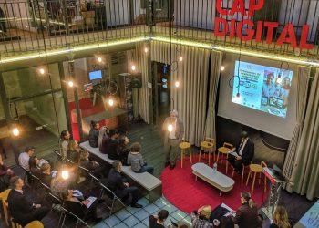 Wi-Filles : Octave se mobilise en faveur de l'égalité Fille/Garçon dans le numérique. Crédit Photo : Octave