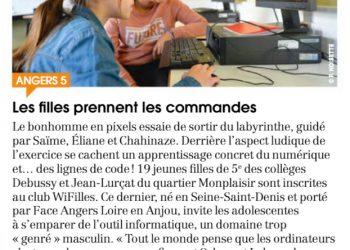 Dans Maine-et-Loire Magazine n°55, paru en mai 2019